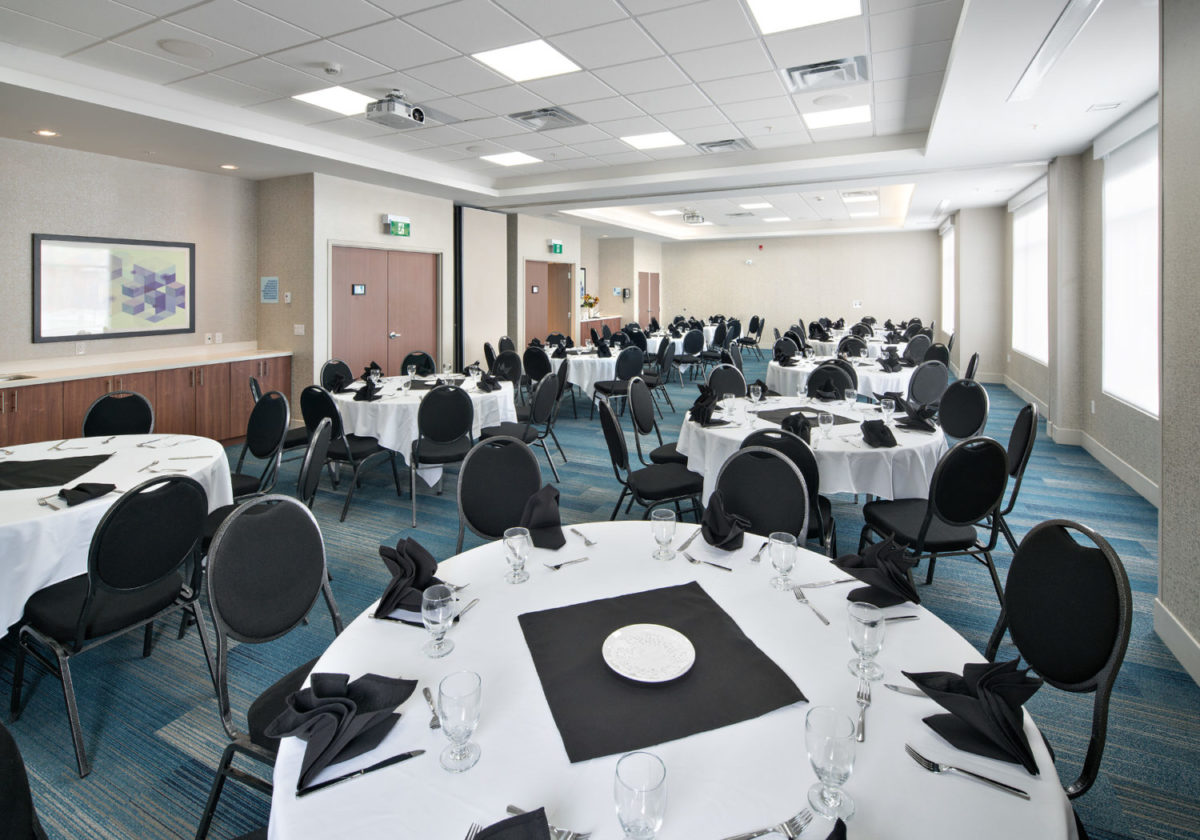 Holiday Inn Express North Banquet Room