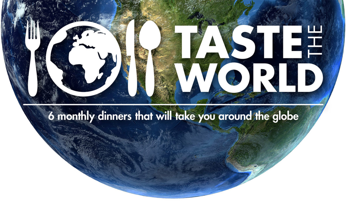 Taste the World at Boulevard Restaurant in Red Deer, Alberta