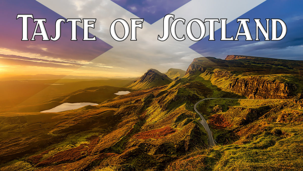 Taste of Scotland at Boulevard Restaurant