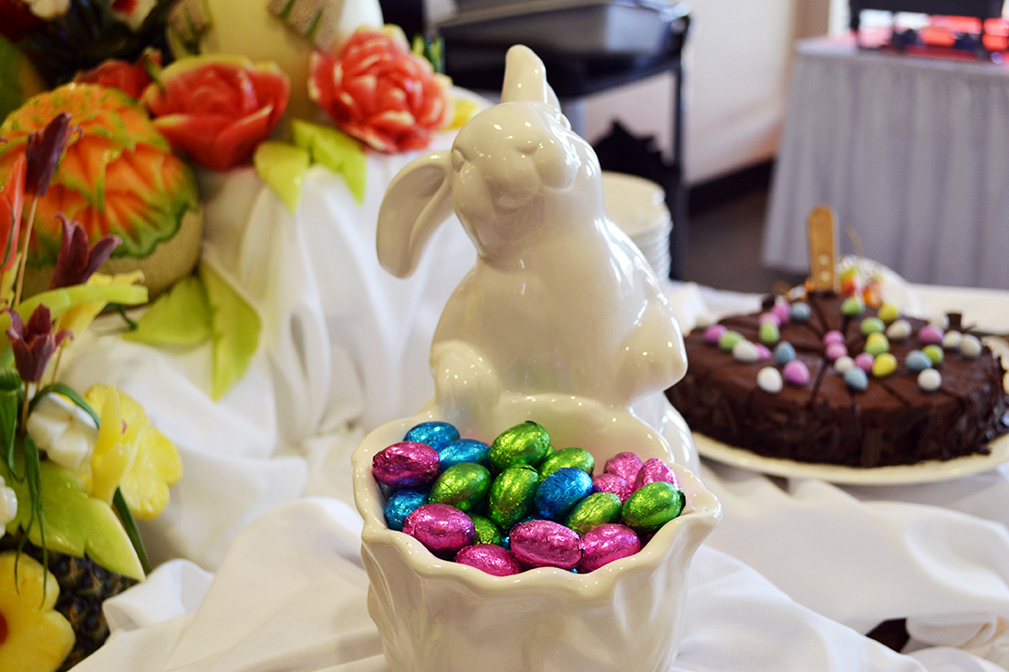 Easter Brunch at Boulevard Restaurant & Lounge