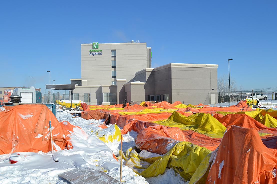 Staybridge Suites in Red Deer, Alberta