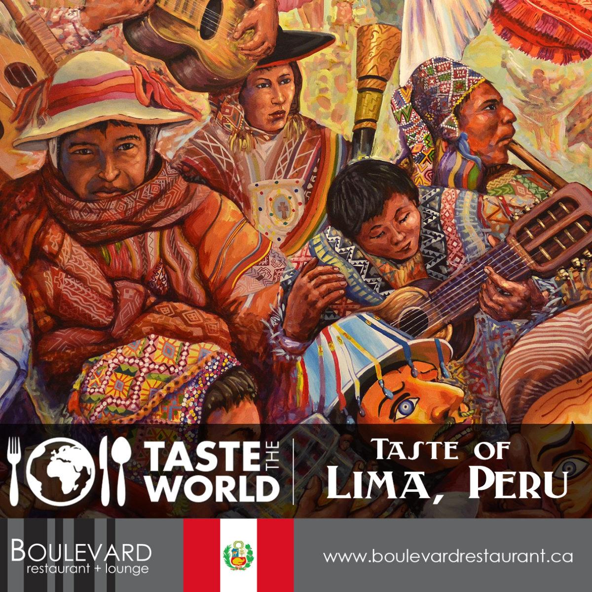 Taste of Lima - Boulevard Restaurant
