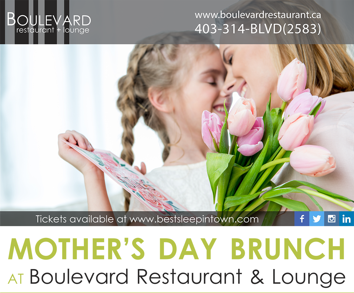 Mother's Day at Boulevard Restaurant