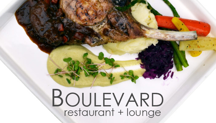 Boulevard Restaurant in Red Deer