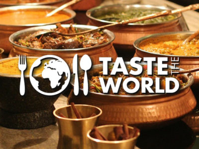 Taste the World at Boulevard Restaurant & Lounge