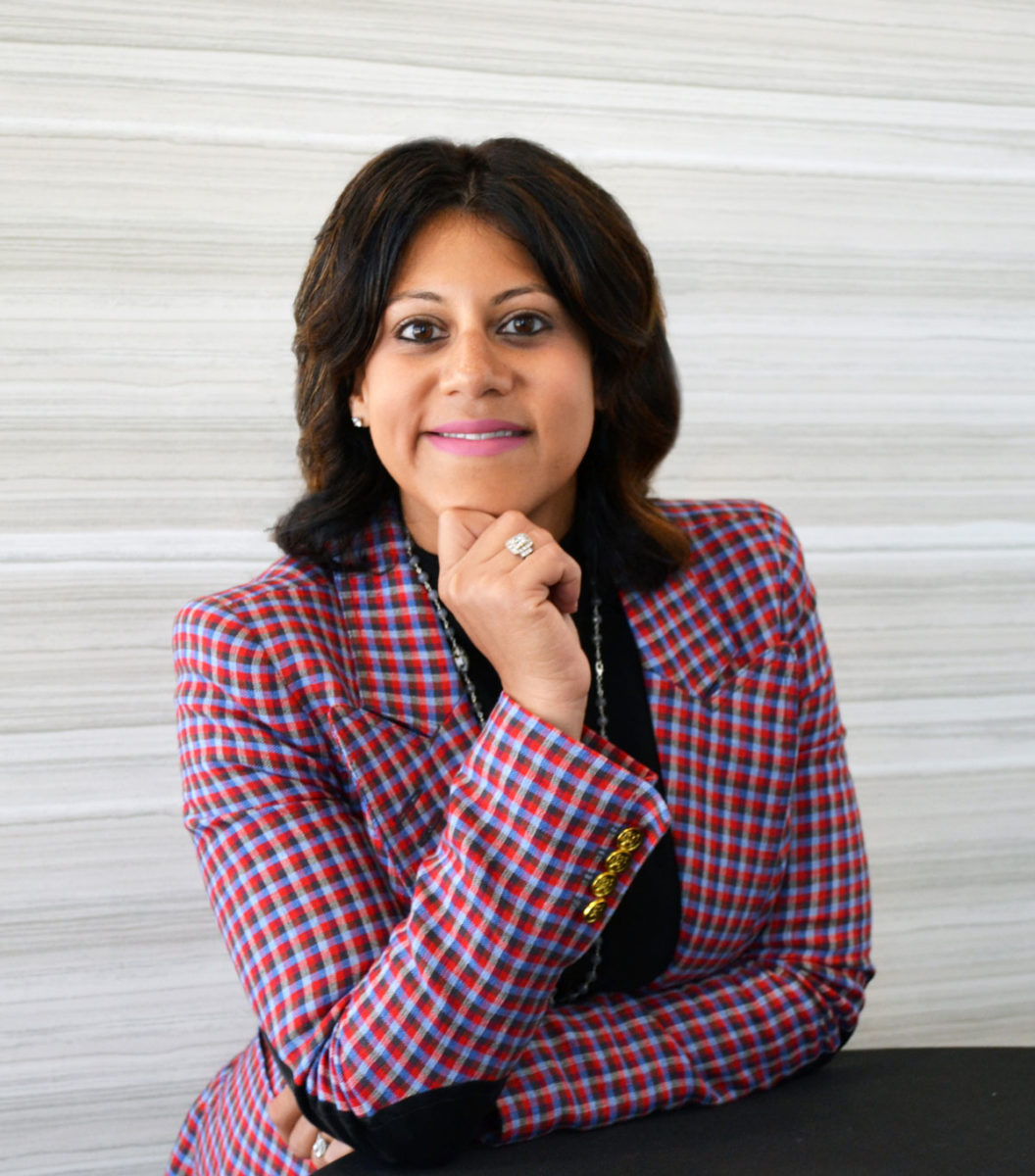 Shazma Charania of ZS Holdings