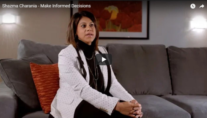 Shazma Charania in The Business Circle by Servus Credit Union