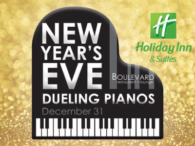 NYE Dueling Pianos in Red Deer, AB