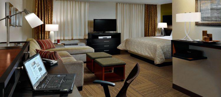 Staybridge Suites Red Deer Studio Suite