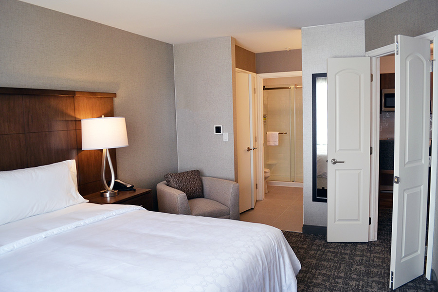 One Bedroom Suite at Staybridge Suites