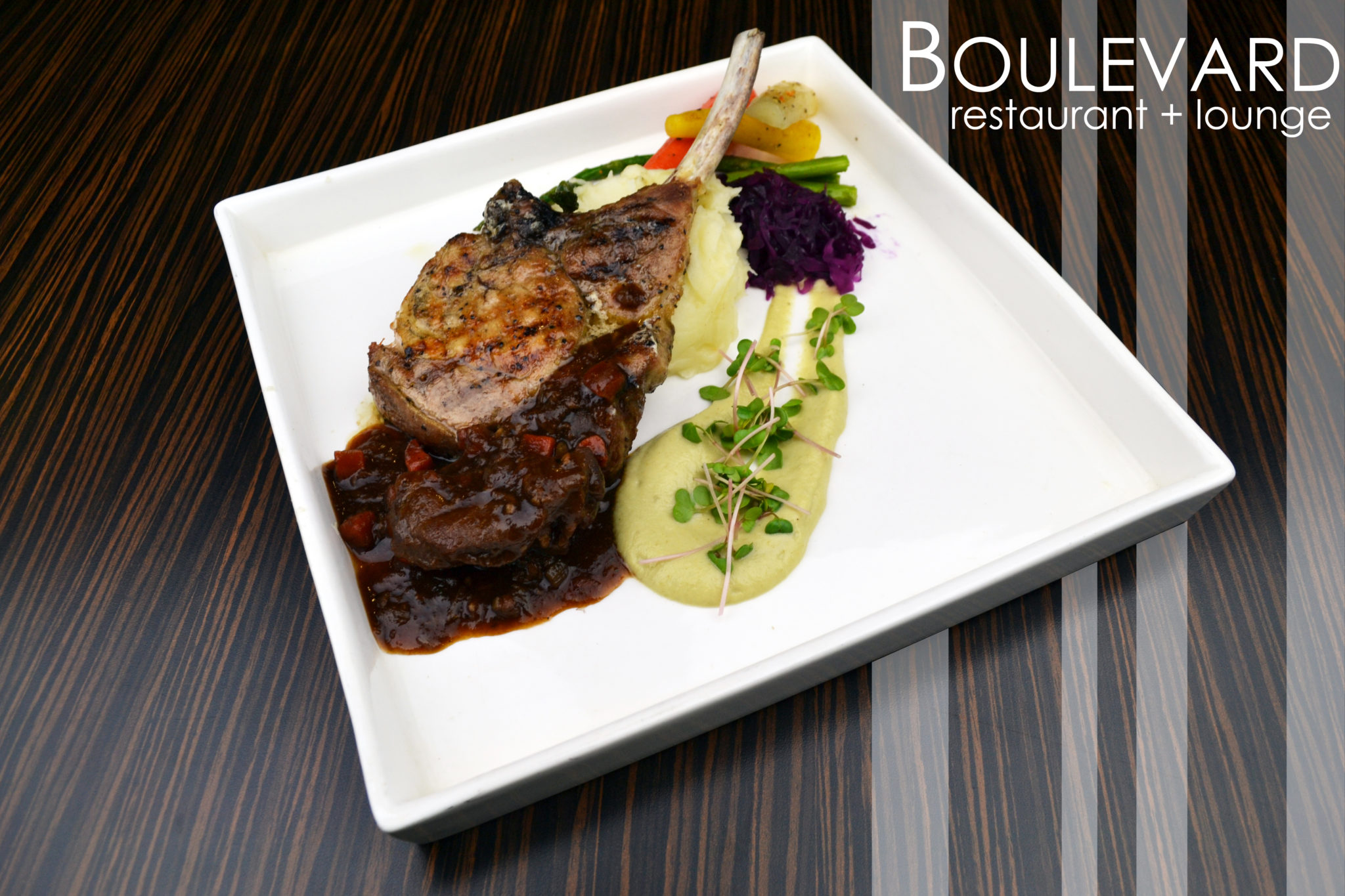 Boulevard Restaurant & Lounge in Red Deer, Alberta