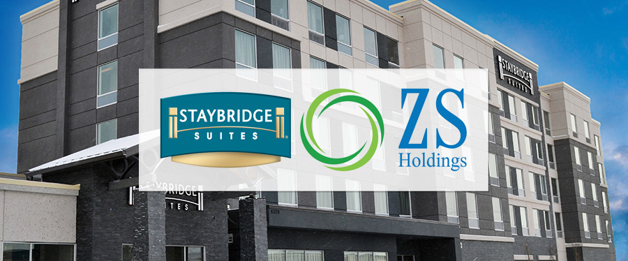 Staybridge Suites Now Open in Red Deer by ZS Holdings Ltd.