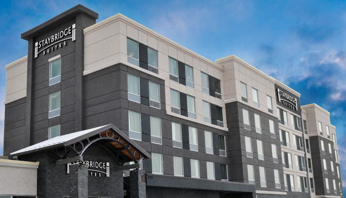 Staybridge Suite in Red Deer