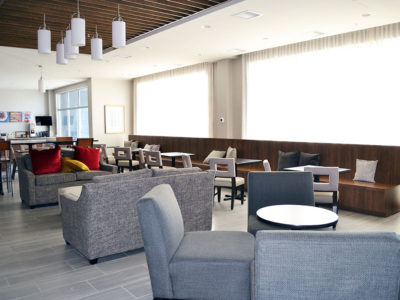 Staybridge Suites Red Deer North Lobby